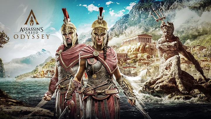 Assassin's Creed Odyssey guide des trophées