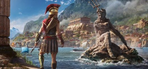 Assassin's Creed Odyssey ostracons énigme