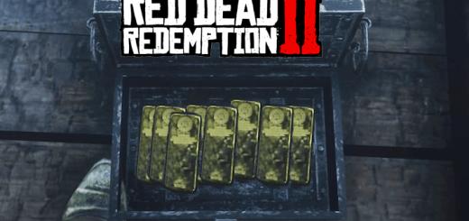 Red Dead Redemption barre d'or à l'infini glitch argent facile