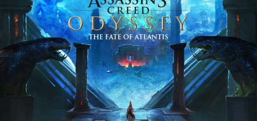 Assassin's Creed Odyssey DLC Atlantide