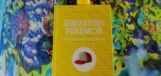 Générations Pokémon