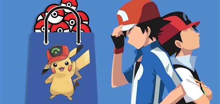 Pokémon boutique