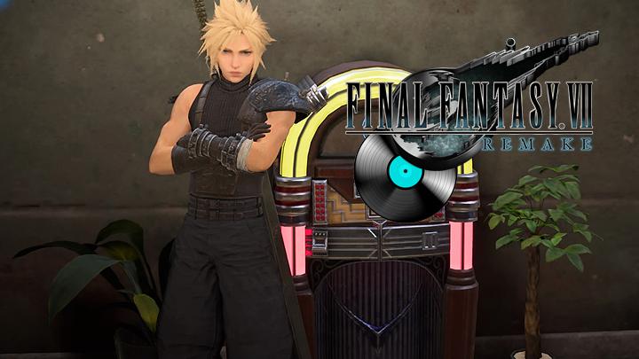 Final Fantasy VII Remake disques musicaux