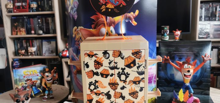 gaming looker Crash Bandicoot