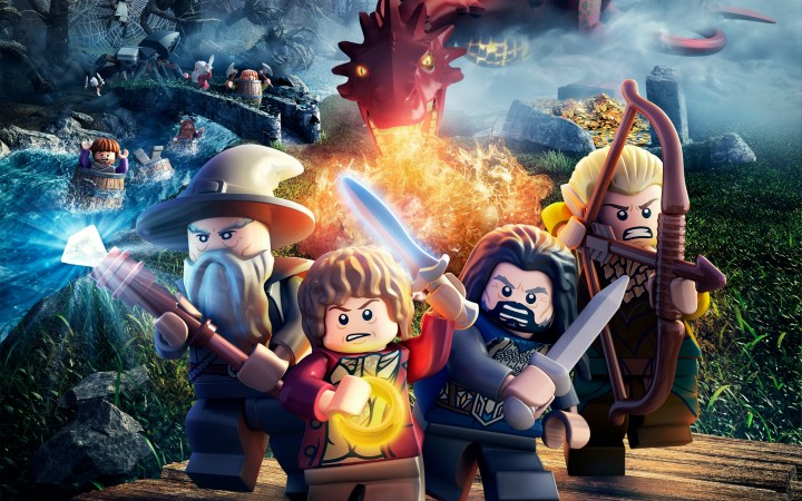 Lego The Hobbit Gets a Dubstep Festival Mode