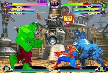 Marvel Vs Capcom 2 Ss 01 GamerNode
