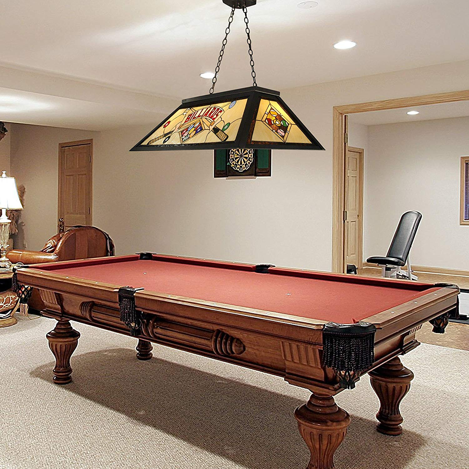 Great Lighting Ideas For A Game Room Game Room Mania