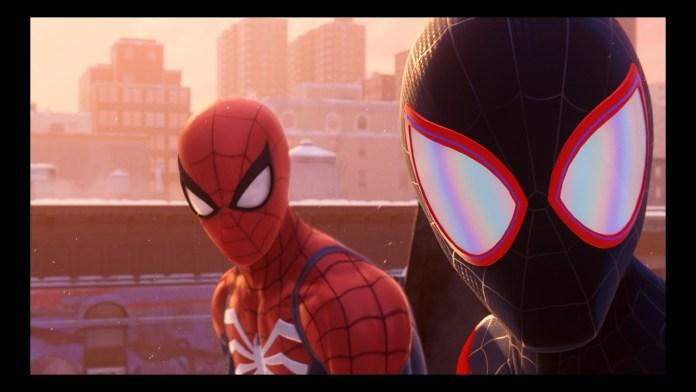 Miles e Peter