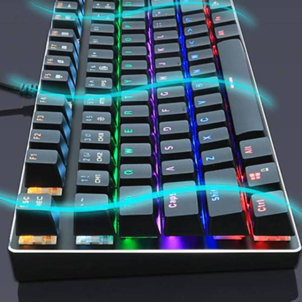 gamer-protocol-Gaming-Mechanical-Keyboard-Blue-Red-Switch-87key-RU-US-Wired-Keyboard-Anti-ghosting-RGB-Mix-Backlit-ergonomics