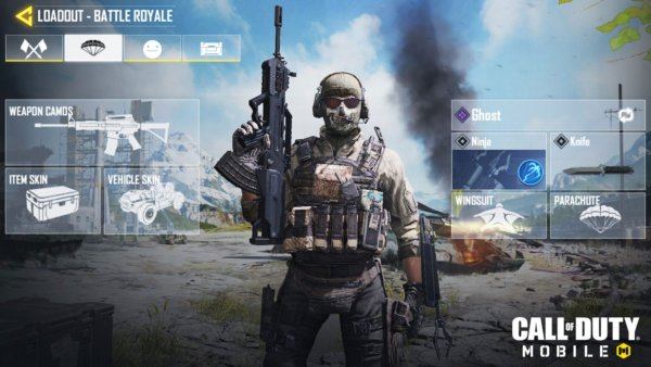 Gamer Protocol Call Of Duty Mobile Interface
