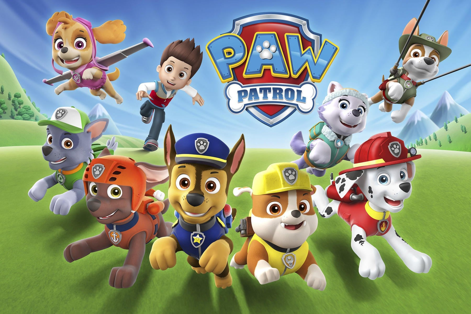 Paw Patrol Full Version Free Download