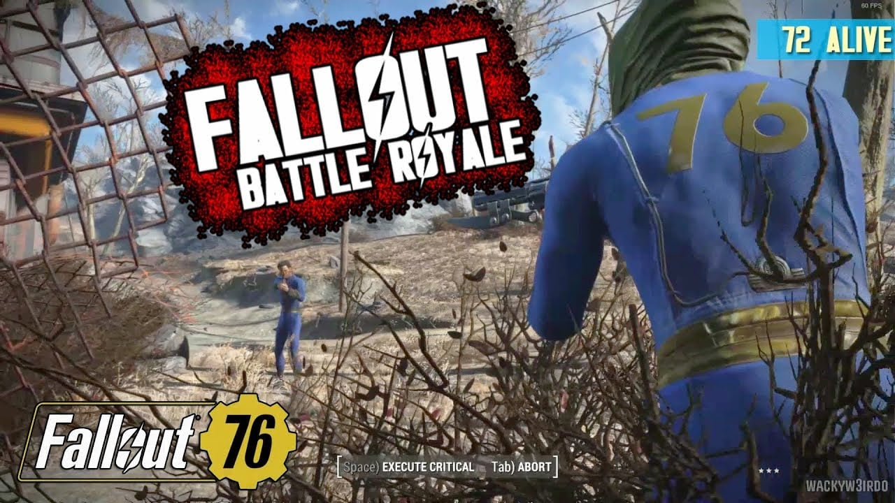 Fallout 76 Battle Royale Mode PC Version Full Game Free Download   FrontLine Gaming