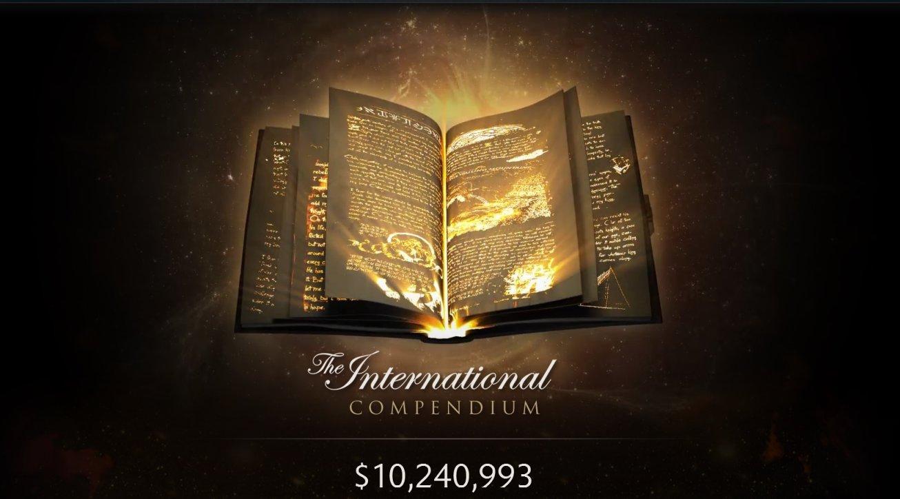 Dota 2 The International Prize Pool Surpasses 10 Million