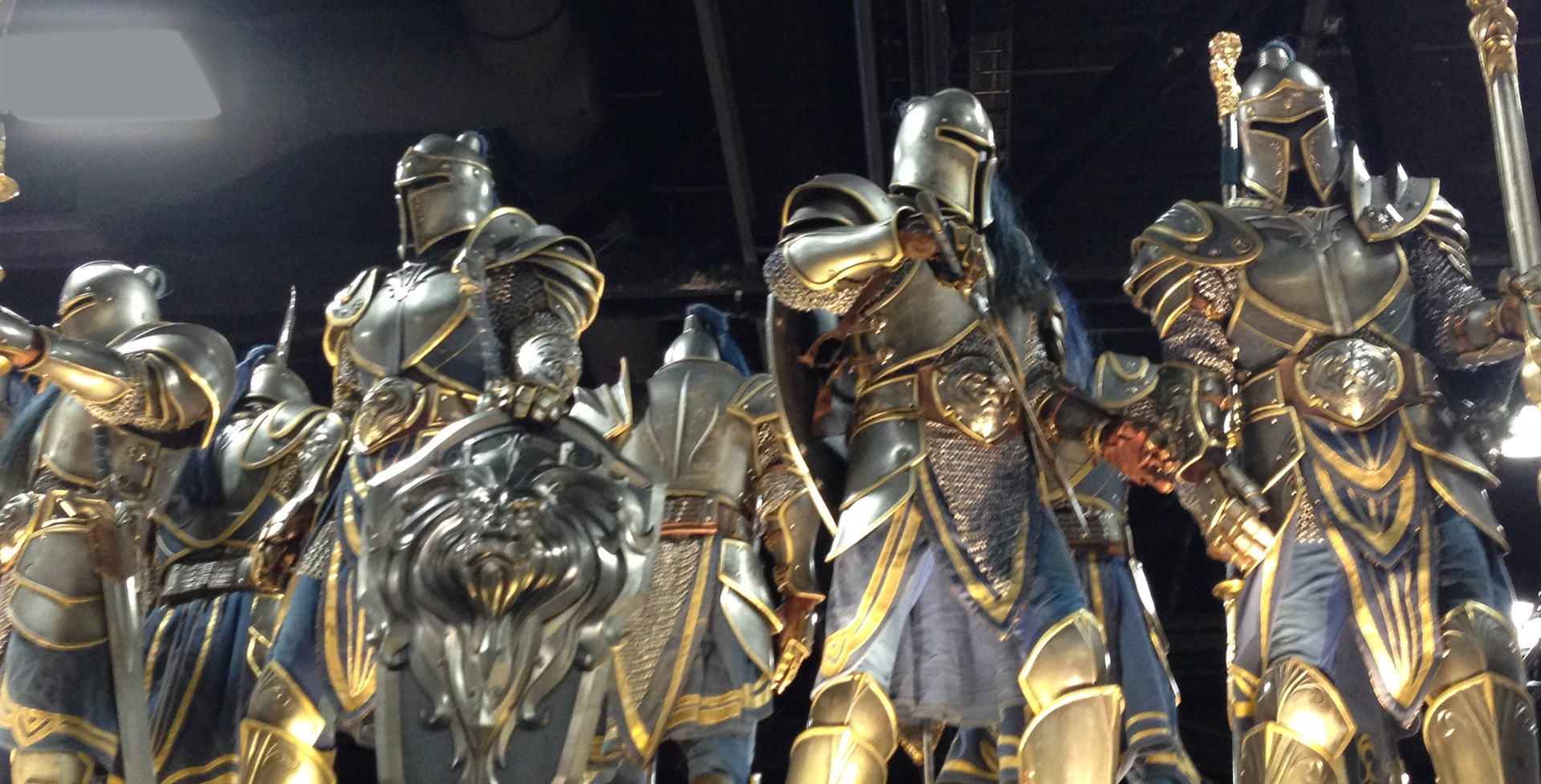 Warcraft Movie New Images From The Movie Set Gt GamersBook