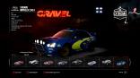 Gravel Fahrzeugauswahl