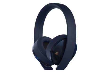500 Million Limited Edition Gold Headset 01