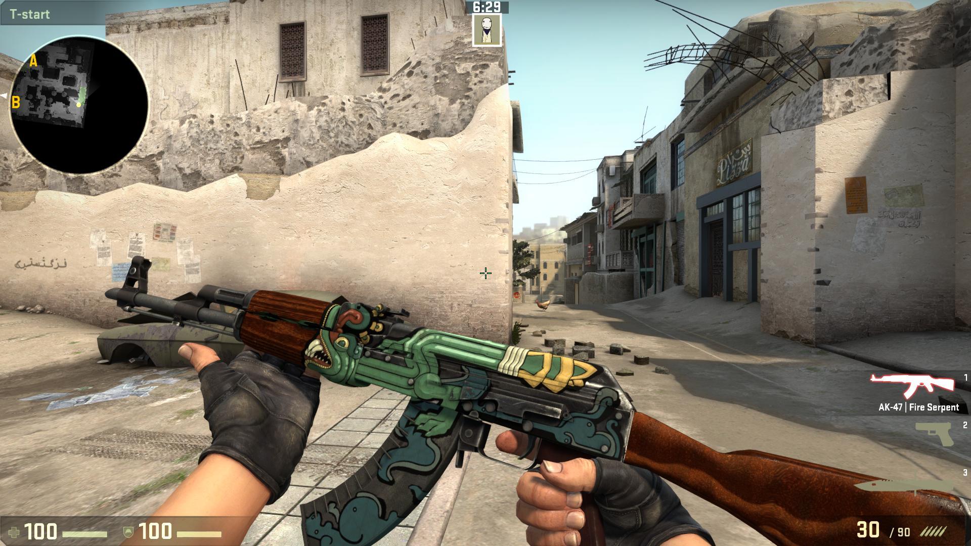 Top 10 CSGO Best AK-47 Skins | GAMERS DECIDE