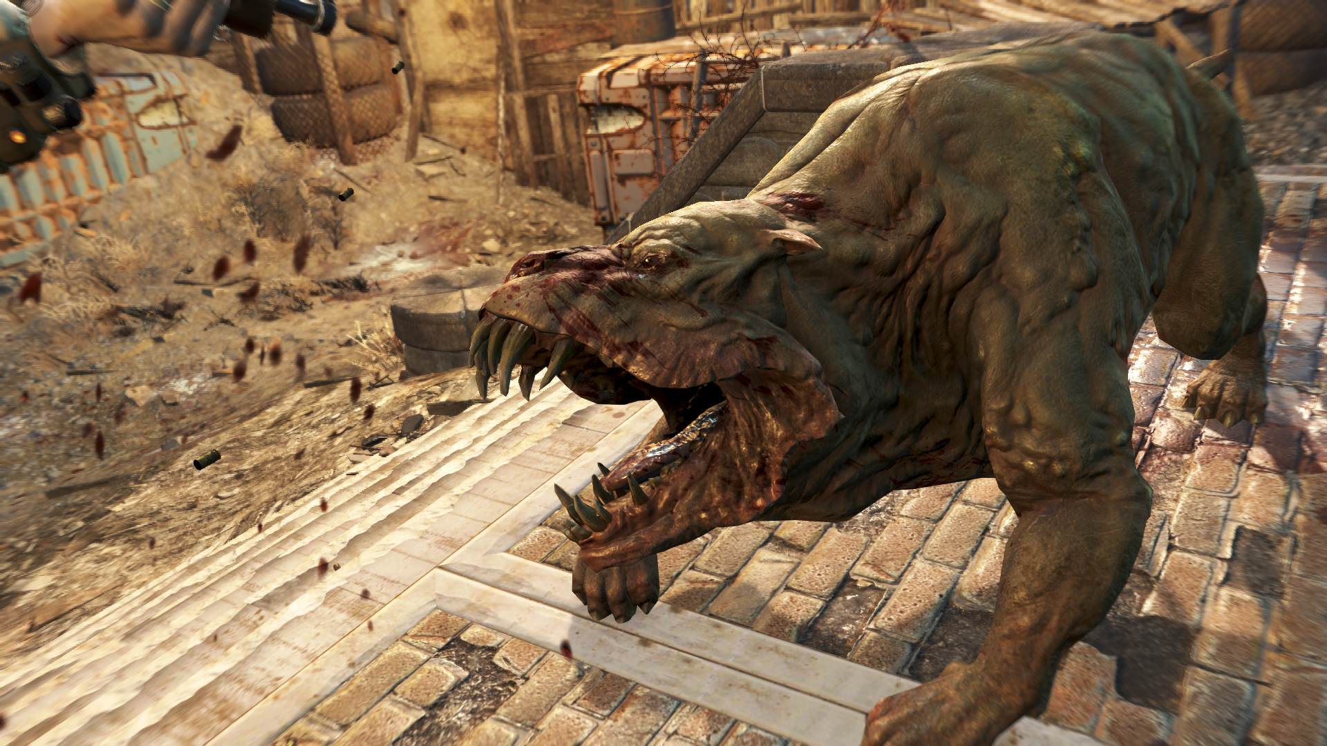 15 Scariest Fallout 4 Enemies  GAMERS DECIDE