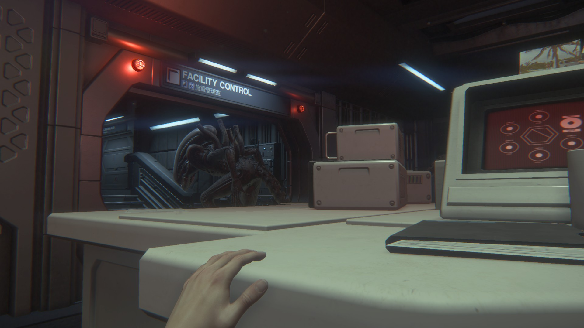 Alien Isolation 31 Images That Show Us The Terror in This