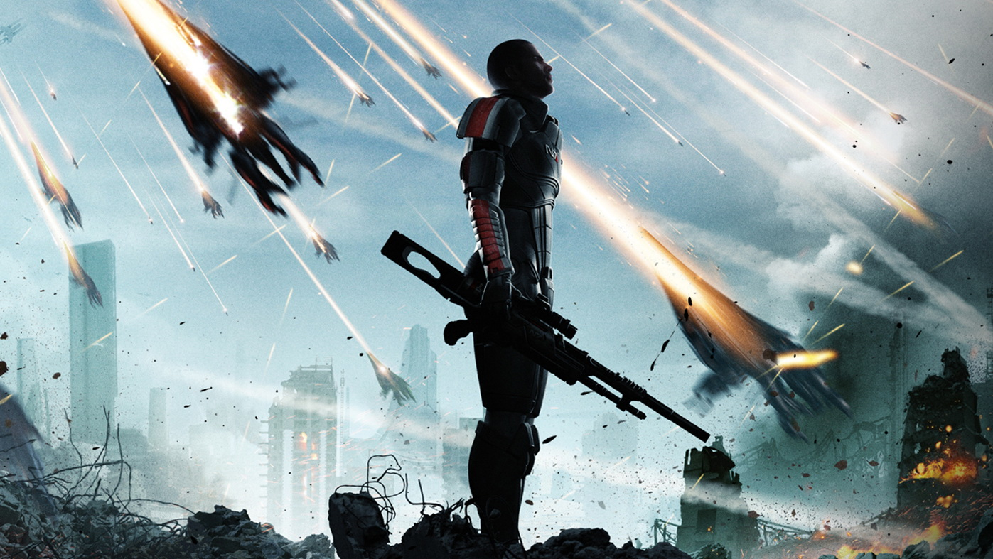 EA Rules Out a Mass Effect Trilogy Remaster  GAMERS DECIDE
