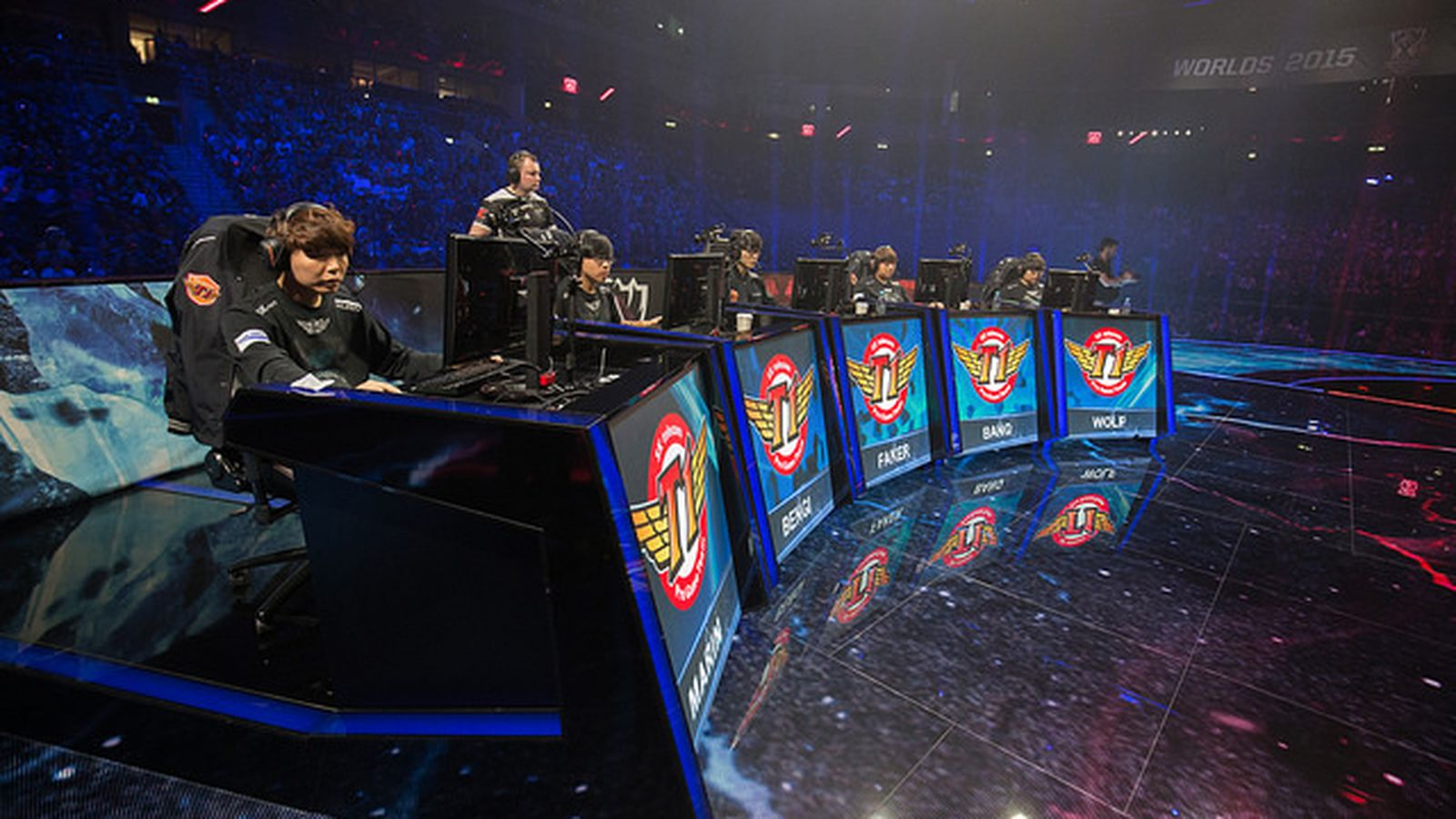 League Of Legends World Championship 2015 Results Winners