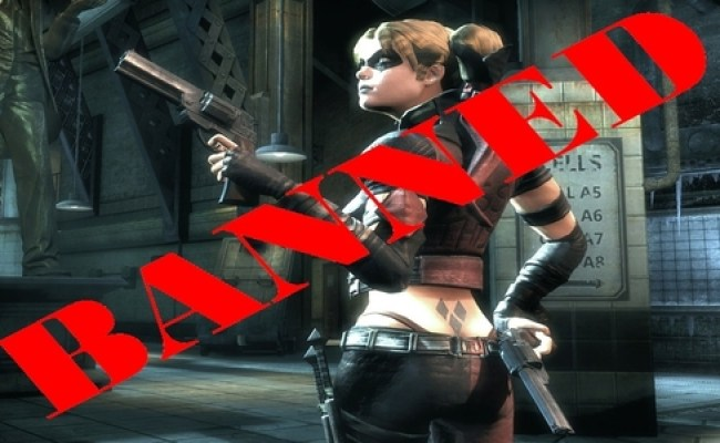 10 Games That Upset The World And Got Banned Gamers Decide