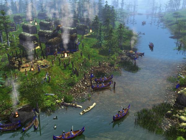 Age Of Empires 4 Trailer - Year of Clean Water