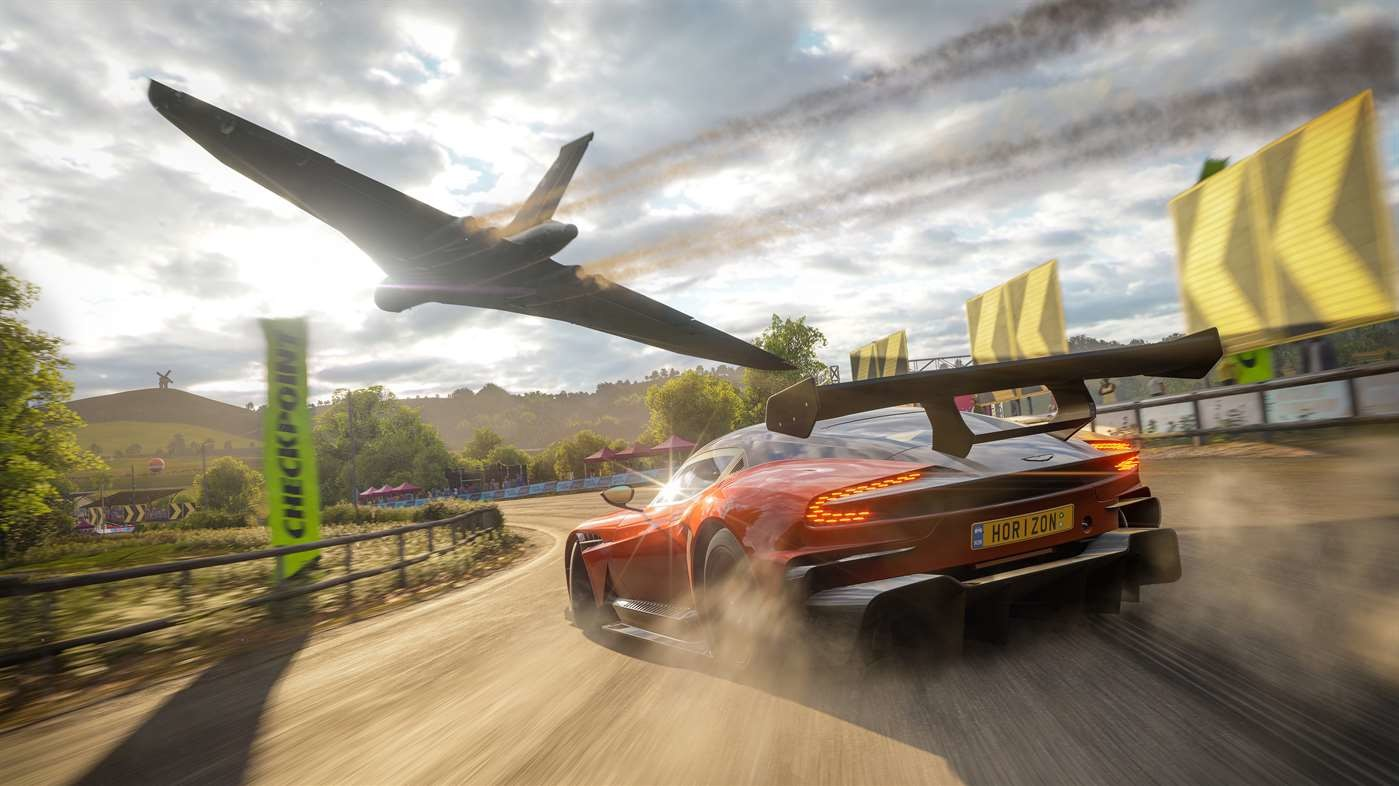 Forza Horizon 4 Gameplay Five Key Takeaways From E3 2018 GAMERS DECIDE