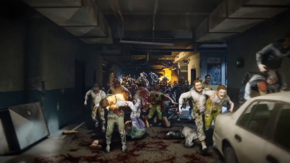 World War Z Release Date Gameplay Trailers Story News