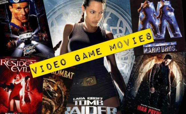 10 Video Game Movies That Became The Biggest Jokes Of The