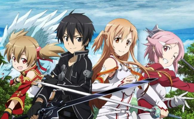 Top 15 Animes Like Sword Art Online Animes Better Than Sword Art Online In Their Own Way