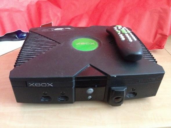 xBox original pucée avec émulateurs