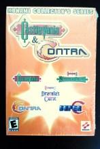 """Compilation Konami """"sous blister"""" pour PC, prété par Alan Smithee"""