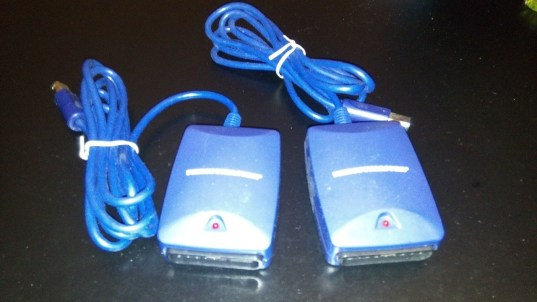 Adaptateur PS2 GameCube