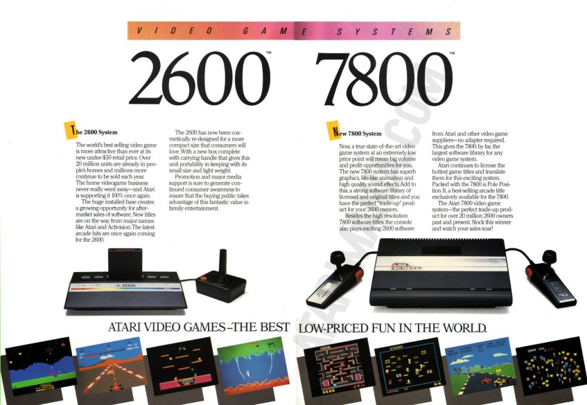 catalogue atari