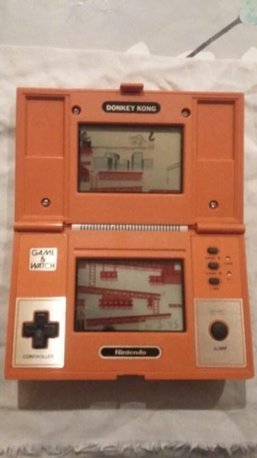 "Game & Watch ""Donkey Kong"""