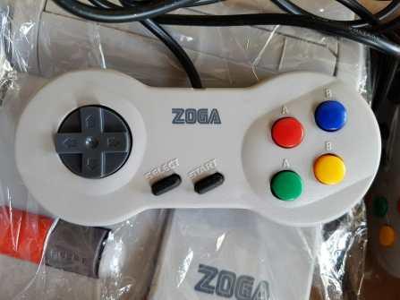 La ZOGA 4 boutons