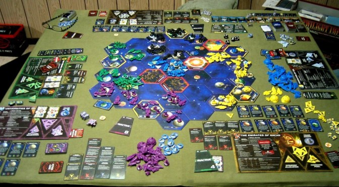 Twilight Imperium Third Edition By Fantasy Flight Games 2005