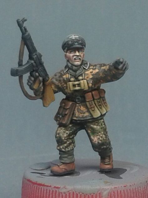 Painting a 28mm mini to perfection will get you plenty of praise, 30 seconds after that you will be playing a 3-4 hour game, be sure you know how to.