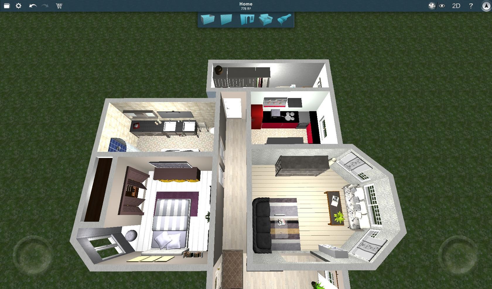 Amazing Home Design 3d Gold Para Pc   Homemade Ftempo