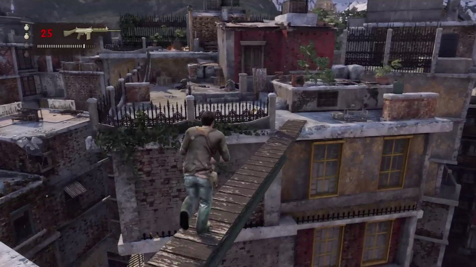Uncharted 2 Test  S1  GamersGlobalde