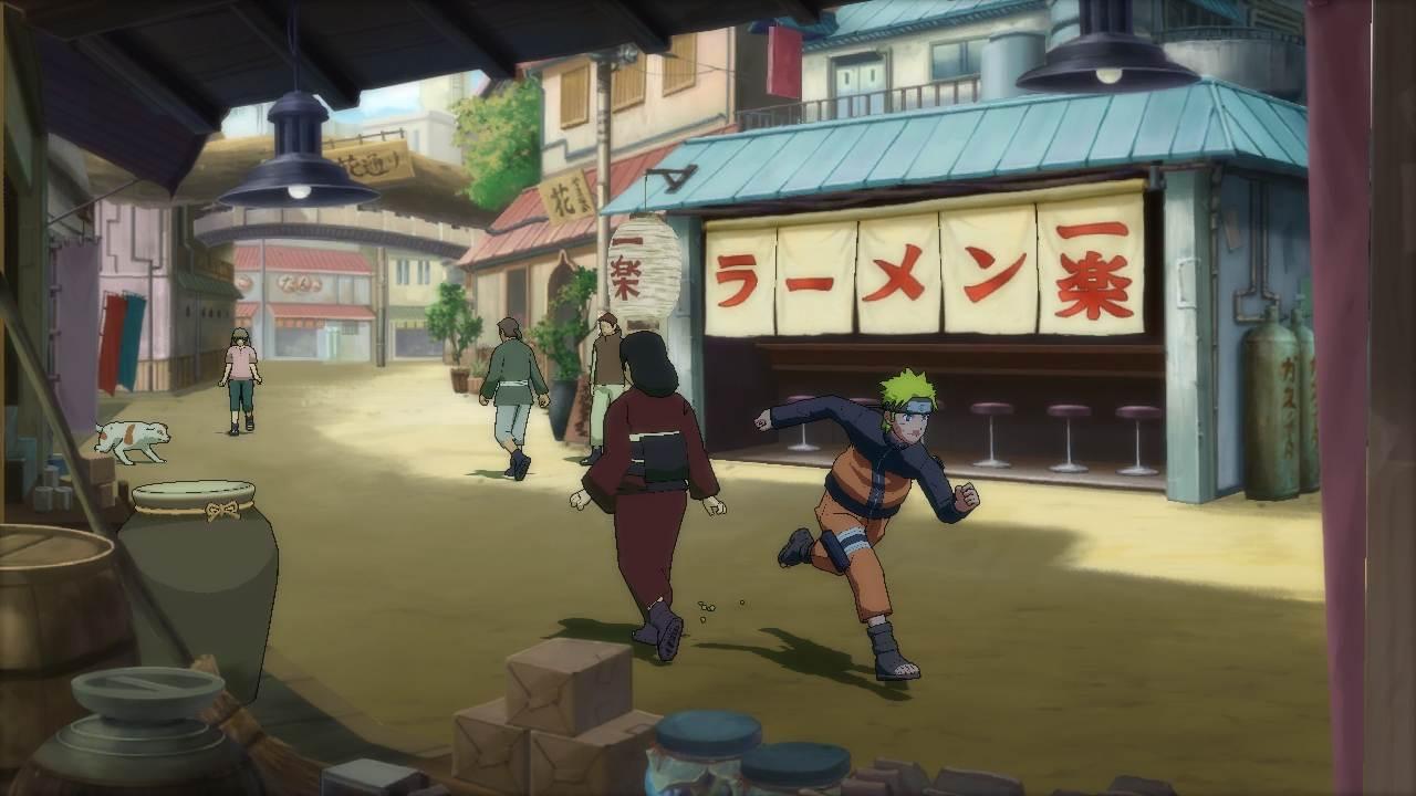 Naruto Shippuden Ultimate Ninja Storm 2 Test GamersGlobalde