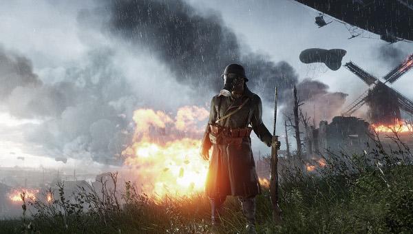Battlefield 1 new map Giants Shadow