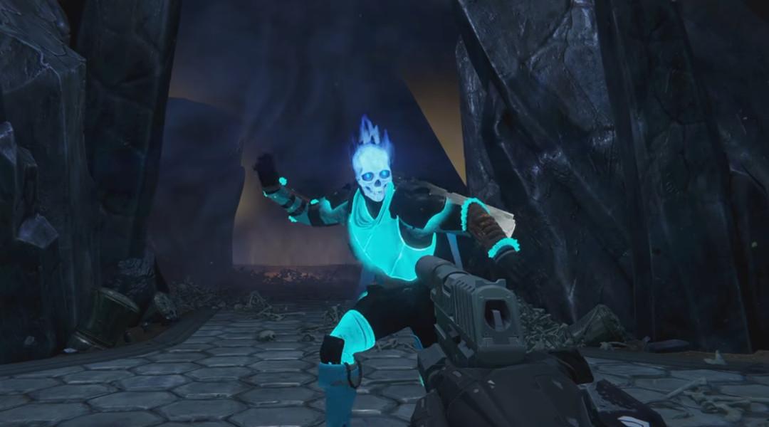 Destiny players create the best Halloween music video