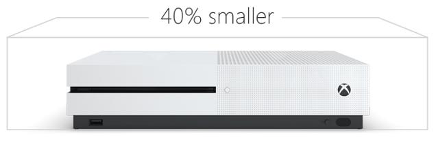 Xbox One S upscale 4K
