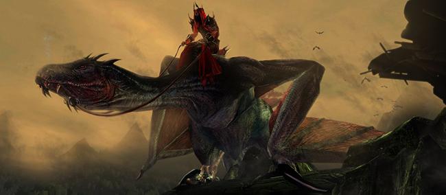 Throne of the Dread Terror Nazgul Lotro