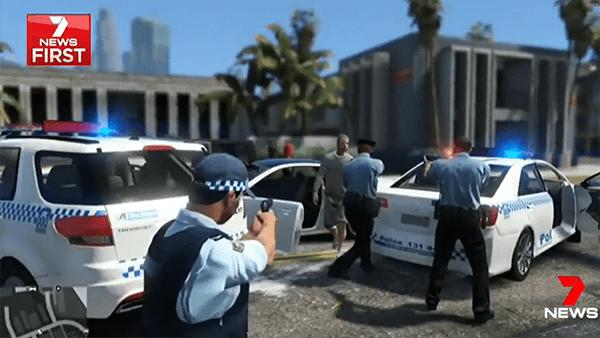 GTA V Police Mod