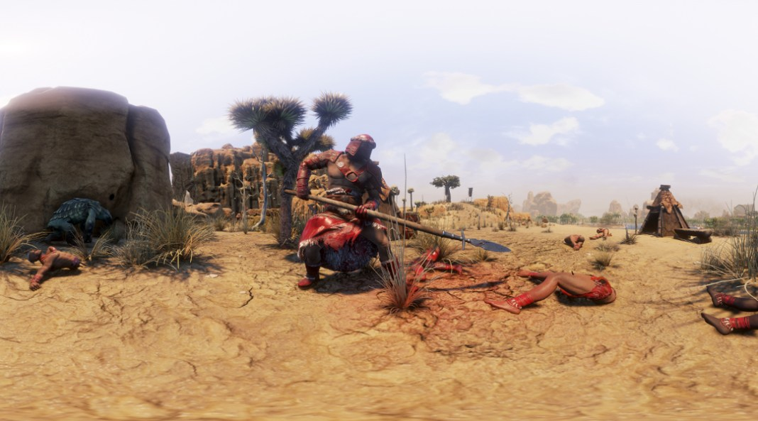 Conan Exiles roadmap