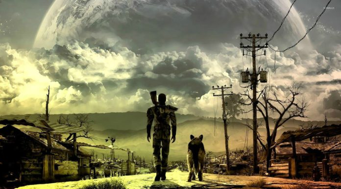 Fallout 4 Fallout 5 screenshot photoshopped