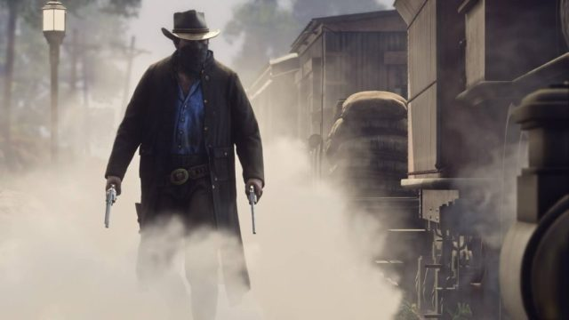Red Dead Redemption 2 screenshot preview